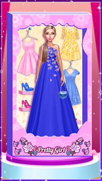 Dream Dolly Designer - Doll Game APK screenshot 1