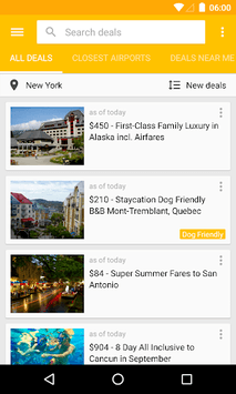 Cheap Hotels & Vacation Deals apk screenshot 3