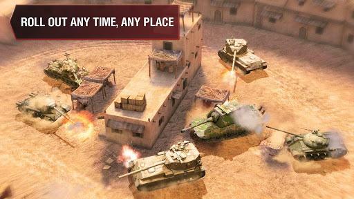 World of Tanks Blitz APK screenshot 1