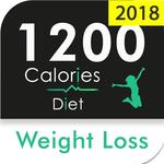 1200 Calorie Weight Loss Diet(2018) icon