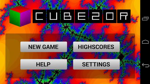Cubezor pc screenshot 1