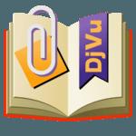 FBReader DjVu plugin icon