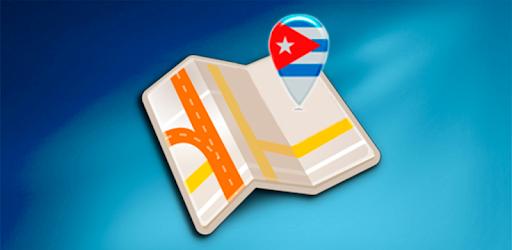 Map of Cuba offline pc screenshot
