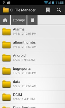 OI File Manager APK screenshot 1