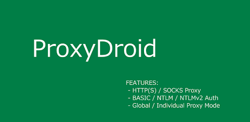 Download ProxyDroid PC - Install ProxyDroid on Windows (7/8 1/10) Laptop