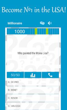 Millionaire pc screenshot 1