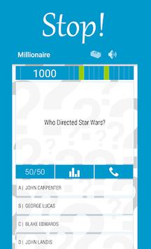 Millionaire pc screenshot 2