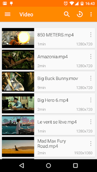 VLC for Android APK screenshot 1