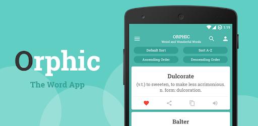 Orphic pc screenshot