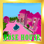Pink princess house 2018 map for MCPE! FOR PC