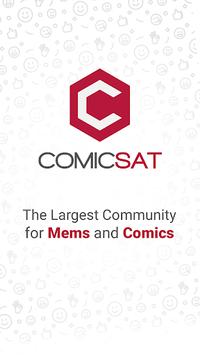 Comicsat - Memes Editor APK Download For Free