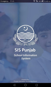 SIS Punjab APK screenshot 1