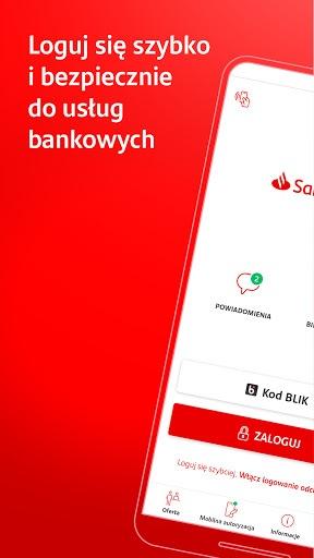 Santander mobile APK screenshot 1