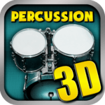 Best Percussion Drums 3D icon