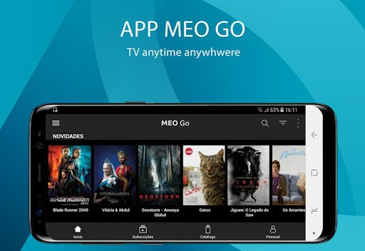 MEO Go APK screenshot 1