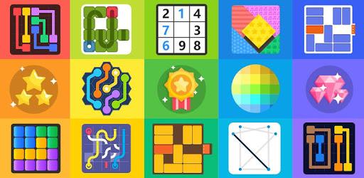 puzzle out  dots hexa lines unblock tangram apk