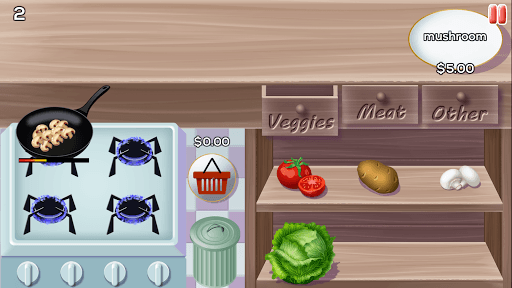 Bistro Cook pc screenshot 1