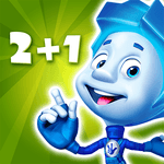 The Fixies Cool Math Learning Games for Kids Pre k icon
