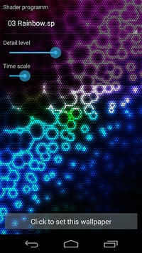 HexShaders APK screenshot 1