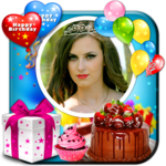 Birthday Photo Frames - Wishes, Greetings FOR PC