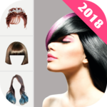 Hairstyle Changer 2018 - HairStyle & HairColor Pro FOR PC