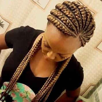 Braid Hairstyles - African Hair Braids APK screenshot 1