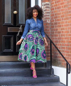 African Ankara - African Fashion Styles APK screenshot 1