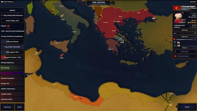 Age of Civilizations II - Lite APK screenshot 1