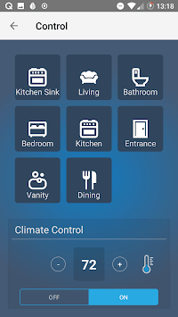 Caspar: Smart Home Assistant APK screenshot 1