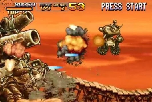 Trick of Metal Slug 3 APK screenshot 1
