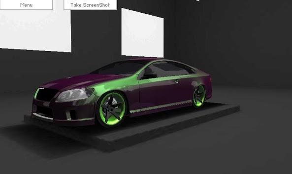 3d Car Tuner APK screenshot 1