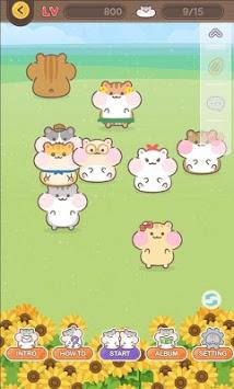 Hamster Town  (Nonograms, Picross style) APK screenshot 1