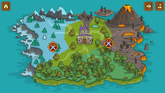 Shorties's Kingdom 1 APK screenshot 1
