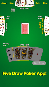 Poker APK screenshot 1
