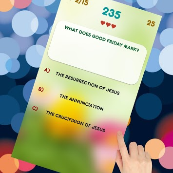 Easter Quiz 2019 APK screenshot 1