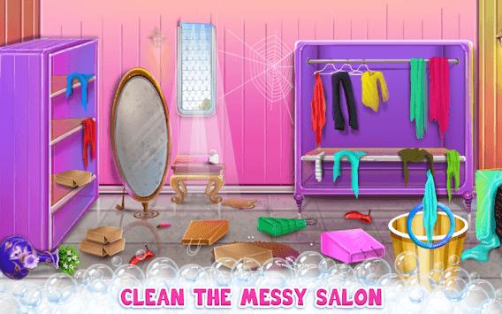 Fashion Girl Hair Salon APK screenshot 1