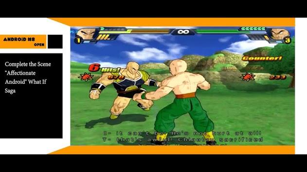 Walkthrough Dragonball Z Bodukai Tenkaichi 3 Tips APK screenshot 1