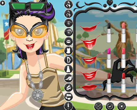 DC Dress Up APK screenshot 1