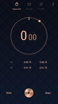Fun Alarm Clock -Music, Bedside, Timers, Stopwatch APK screenshot 1