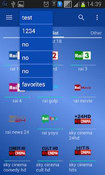 GM TV APK screenshot 1