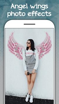 Angel Wings Photo Effects APK screenshot 1