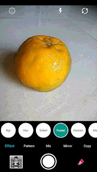 Canny : Open CV Camera APK screenshot 1