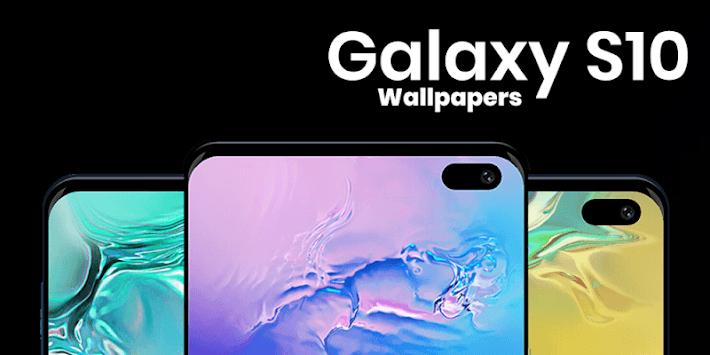 Galaxy S10 Wallpaper APK screenshot 1