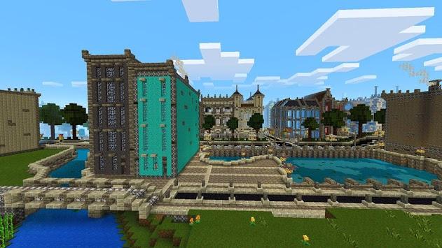 Flash Craft: Sandbox Adventures Building Explore APK screenshot 1