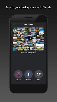 Gandr — A collage maker without limits APK screenshot 1
