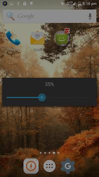 Lower Brightness APK screenshot 1