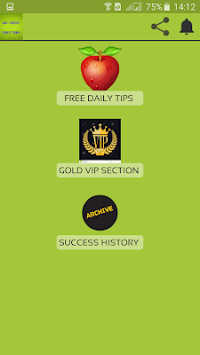 40+ ODDS FREE TIPS APK screenshot 1