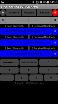 Bluetooth Multi Connect APK screenshot 1