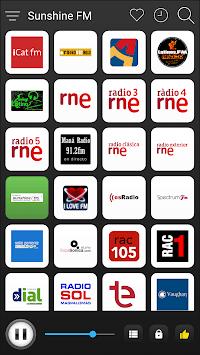 Spain Radio Stations Online - Spanish FM AM Music APK screenshot 1