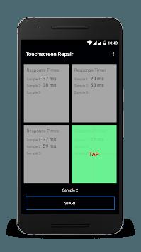 Touchscreen Repair APK screenshot 1